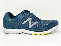 New Balance Mens 860 V10 M860A10 Blue Running Shoes Lace Up Low Top Size 11.5 2E