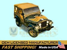 1977 1978 1979 1980 Jeep Golden Eagle CJ5 CJ7 J10 SJ YJ JK TJ Hood Bird Decal