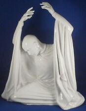Amazing Rosenthal Porcelain Night Song Figurine Figure Porzellan Figur Engel