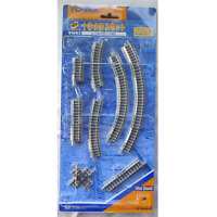 Tomix 91083 Mini Rail Set Crossing Set (Track Layout MX) - N