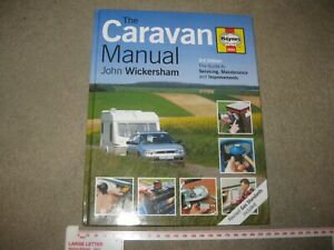 Haynes The Caravan Manual Hardback 2005 Edition