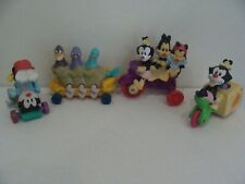 4 x McDonald's Happy Meal Toys - ANIMANIACS - (COMPLET 4/4) - 1995 - (3)