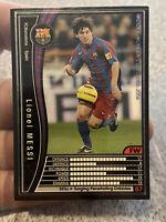 2005 WCCF European Clubs Lionel Messi Mint rookie Card See Pics Low PSA Pop