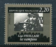 STAMP / TIMBRE FRANCE NEUF N° 2433 ** CINEMATHEQUE / LOUIS FEUILLADE