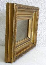 SUPERBE CADRE ANCIEN XIXÈME  POUR UN PETIT TABLEAU DE 25,5 x 17 cm