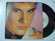"Gazebo – Masterpiece - Disco Vinile 45 Giri 7"" Stampa ITALIA 1982"