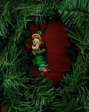 Tale Spin Wildcat Flying Machine Disney custom themed Christmas ornament 89 vtg