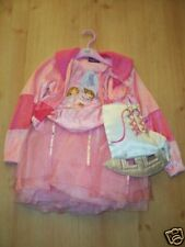Bratz on ice + bag fancy dress outfit- new- age 5-7 yrs