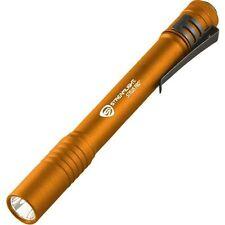 Streamlight: #66128 StylusPro® LED Pen Light. Color ORANGE.