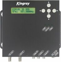 KINGRAY COMPOSITE TO DVB-T MPEG2 DIGITAL MODULATOR