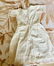 Antique Muslin Doll or Infant Dress