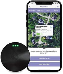 54 GPS Tracker Waterproof Magnet Mount Full Global Coverage Black NEW