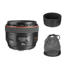 Canon EF 50mm f/1.2L USM 013803064551 MPN:1257B002 Lens for 5DS 5DSR 5DMKIII 7D
