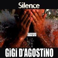 Gigi D'Agostino Silence (2003, #zyx9768) [Maxi-CD]