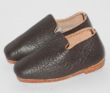 Original Steiff Zubehör Bären Leder Schuhe ca. 6,5cm lang