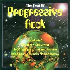 Best Of Progressive Rock Musik CD