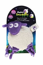 Ewan The Dream Sheep Snuggly Comforter - Purple