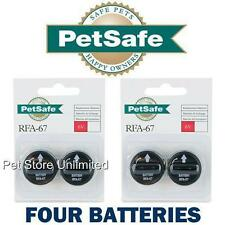 PetSafe RFA-67D-11 Battery Module 4 PK, PUL-250 275 PIF-275-19 PRF-275-19 SBC-6