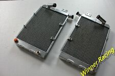Passenger & Driver side RADIATORS for 1991-94 FERRARI 512 TR, 1995 F512M