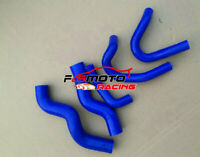 BLUE Silicone Radiator Hose For Holden Rodeo TF 2.8L 4JB1-T Turbo Diesel 98-03