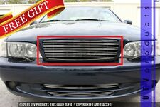 GTG, 1998 - 2004 VOLVO C70 1pc CHROME UPPER BILLET GRILLE KIT