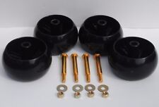 4 Deck Wheels kit 210 110 for  AYP Sears Craftsman Husqvarna  532174873 174873