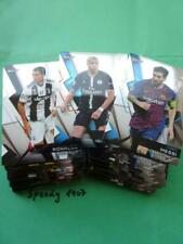 Topps Finest Chrome UEFA Champions League complete all 100 Cards Ronaldo Mbappe