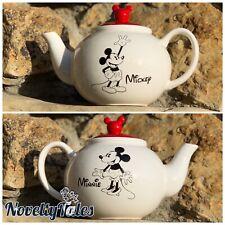 Disney ✗ Mickey & Minnie Mouse Double Sided Tea Pot