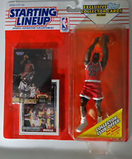 1993 Starting Lineup Michael Jordan Chicago Bulls Kenner Basketball Figure