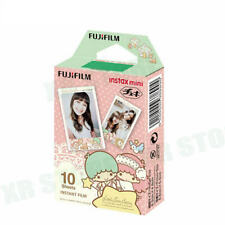 Little twin stars Film Instant 10 Sheets For 70 7s 50s 50i 90 25 SP-1 2 Camera