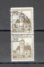GERMANIA 763 bx2 - FEDERALE 1977 CASTELLI - MAZZETTA  DI 10 - VEDI FOTO