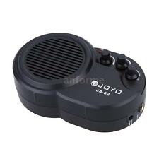 JOYO JA-02 3W Mini Electric Guitar Amp Amplifier Speaker Black New M8B9
