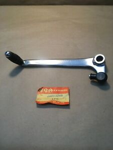 SUZUKI GS550 GS 550  GEAR SHIFTING LEVER ASSY OEM NOS 25600-47000