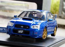 1/18 autoart Subaru Impreza WRX STI 2003 blue