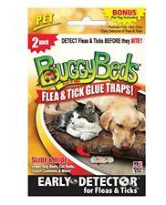 Buggy Beds 42330 Flea & Tick Glue Traps NEW  **PLEASE READ**