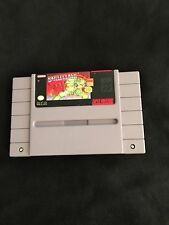 Battle Clash (Super Nintendo, 1992) SNES GAME ! Free shipping ! Classic cart!