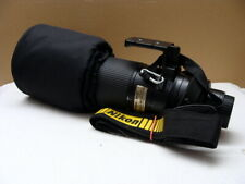 """Nikon (JP) - Nikon Nikkor ED AF-S VR 1:4/200-400mm """"Nikon Pro AF Lens"""" - RAR"""