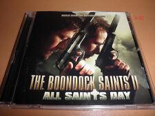 THE BOONDOCK SAINTS 2 cd ALL SAINT'S DAY soundtrack JEFF & MYCHAEL DANNA