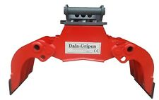 Sortiergreifer DGS12 für Bagger 1-4t Maschinengewicht