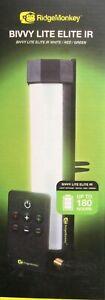 RidgeMonkey Bivvy Lite Elite IR - Wireless remote control - Fishing accessory