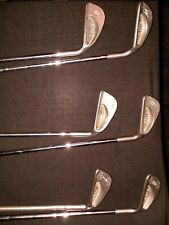 PING IRONS KARSTEN I AND KARSTEN II 4,5,6,7,8 IRONS. PING GOLF CLUBS WEDGE