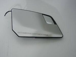 CHEVROLET TRAVERSE GMC ACADIA Door Right Side Heated Blind Spot Mirror Glass 12