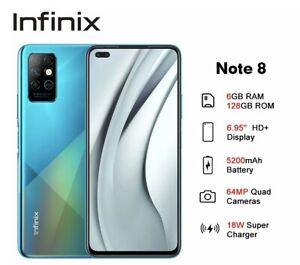 Infinix Note 8 6GB 128GB 6.95'' HD