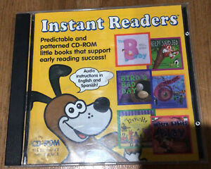 Instant Readers CD-ROM LEVEL 1-2A
