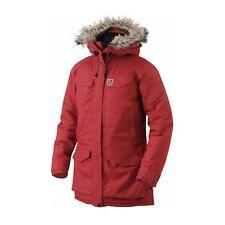 Fjäll Räven Nuuk Parka, Red, Size M, 80631