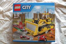 LEGO CITY 60074 -Le bulldozer-- boite neuve et  scellée