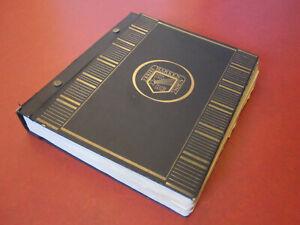 Dickes altes KABE-Album Übersee von1932, reichhaltig, mit vielen Besseren