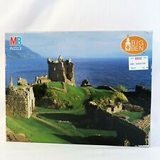 Vintage Milton Bradley 1000 pcs Scotland Urquhart Castle Factory Sealed
