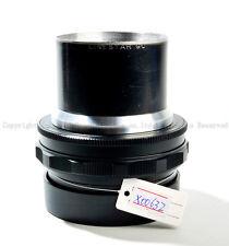 Ex Som benoist berthiot 105mm f/1.9 lens modified to Hasselblad mount  #X00632