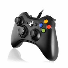 Xbox 360 Controller, Xbox 360 Wired Gamepad Joystick with Dual-Vibration Turbo